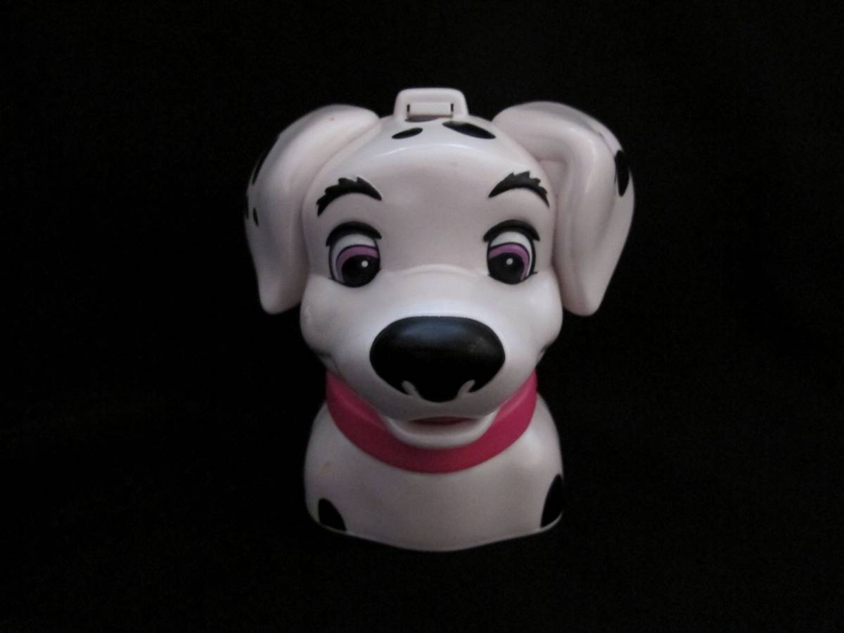 Polly Pocket Disney 101 Dalmatiers hoofd