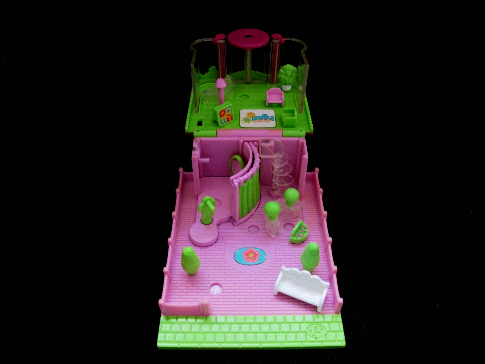 2006 Dress Shop Polly Pocket