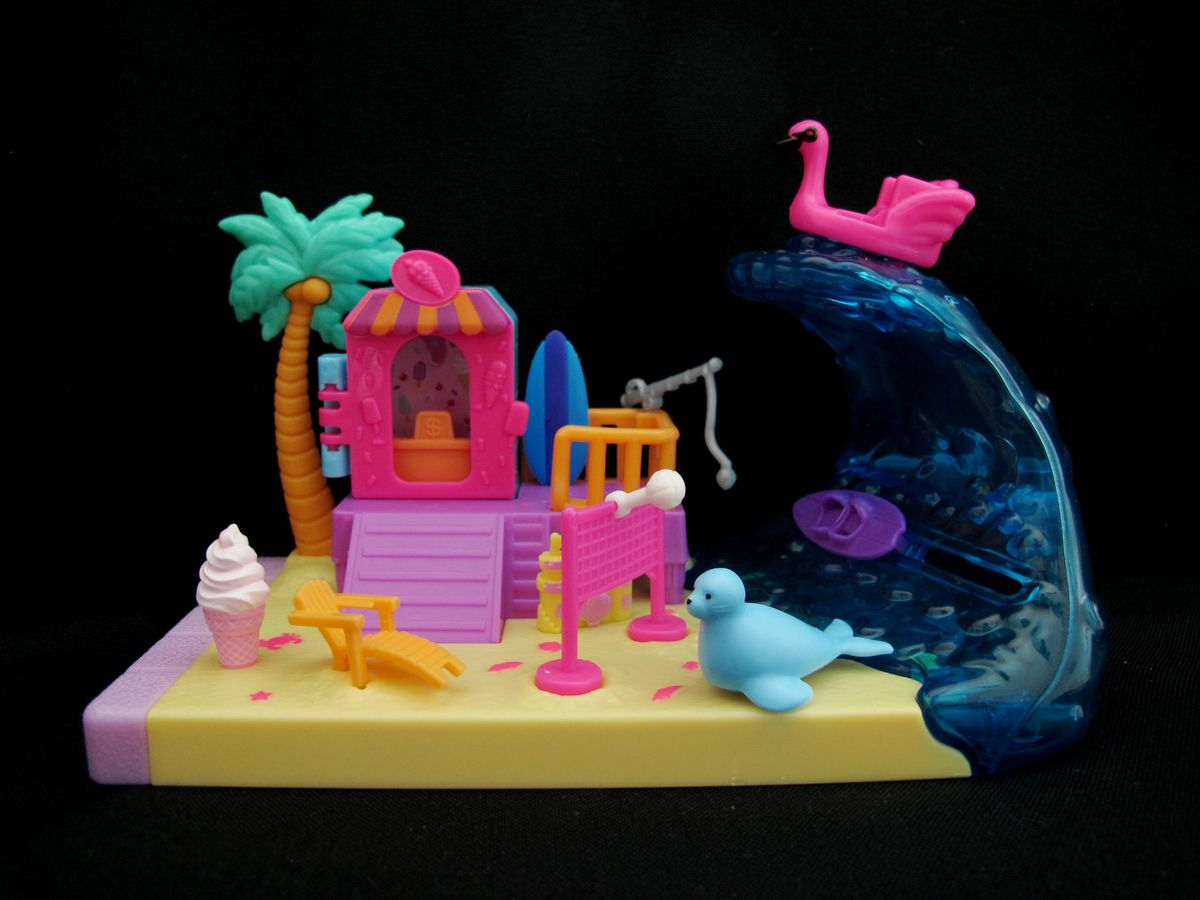 Polly Pocket Sunshine Beach