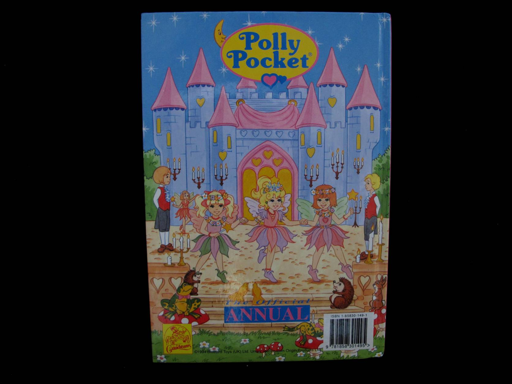 1995 Polly Pocket Annual (2)