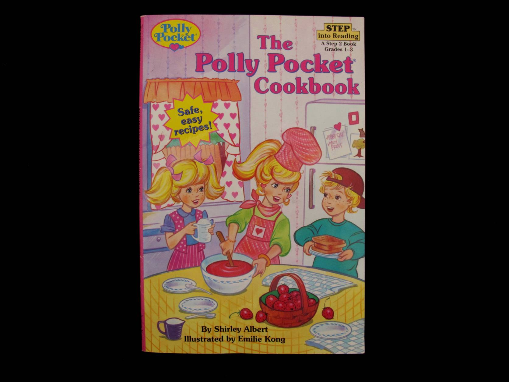 1996 Polly Pocket Cookbook (1)