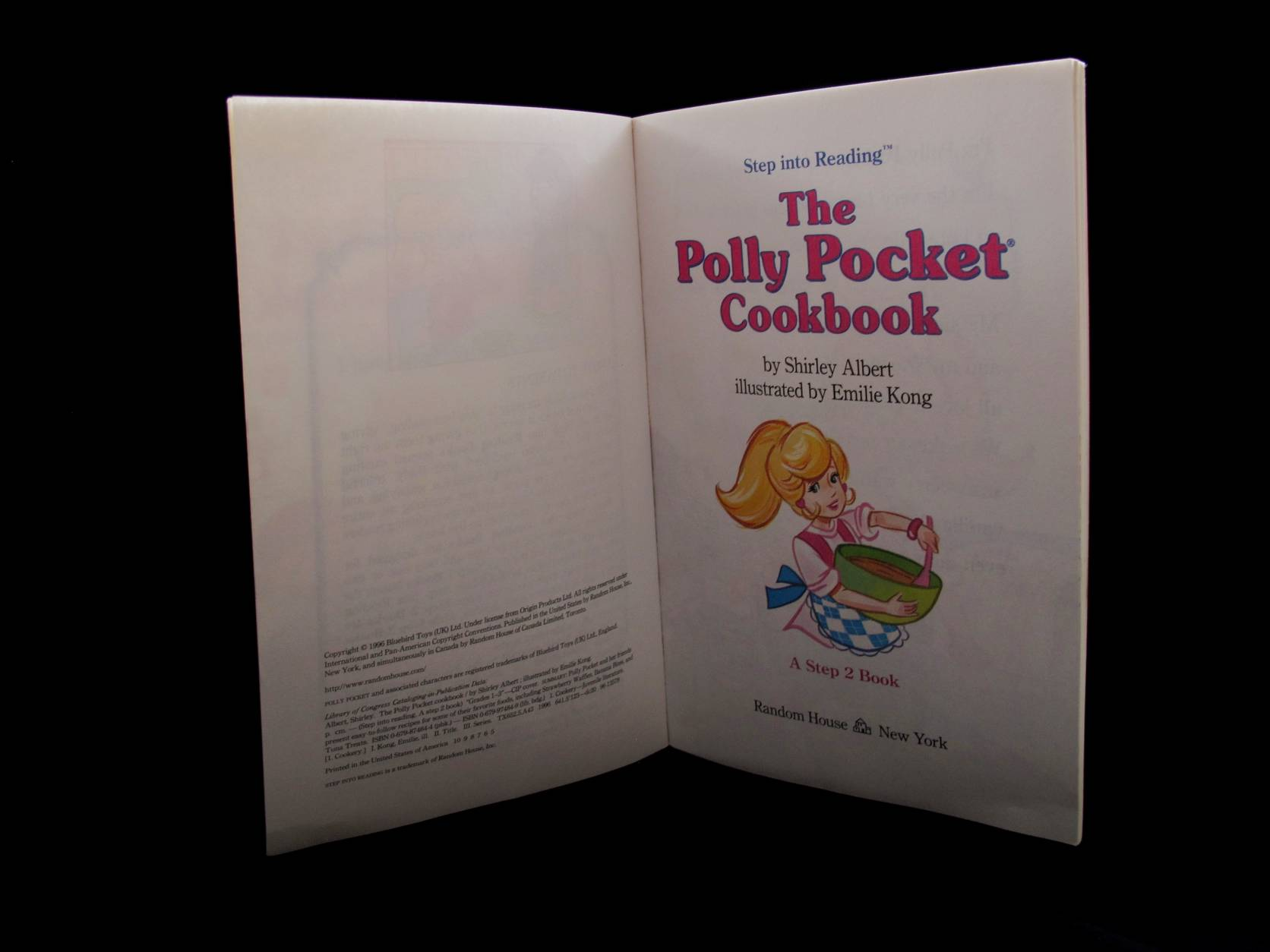 1996 Polly Pocket Cookbook (3)